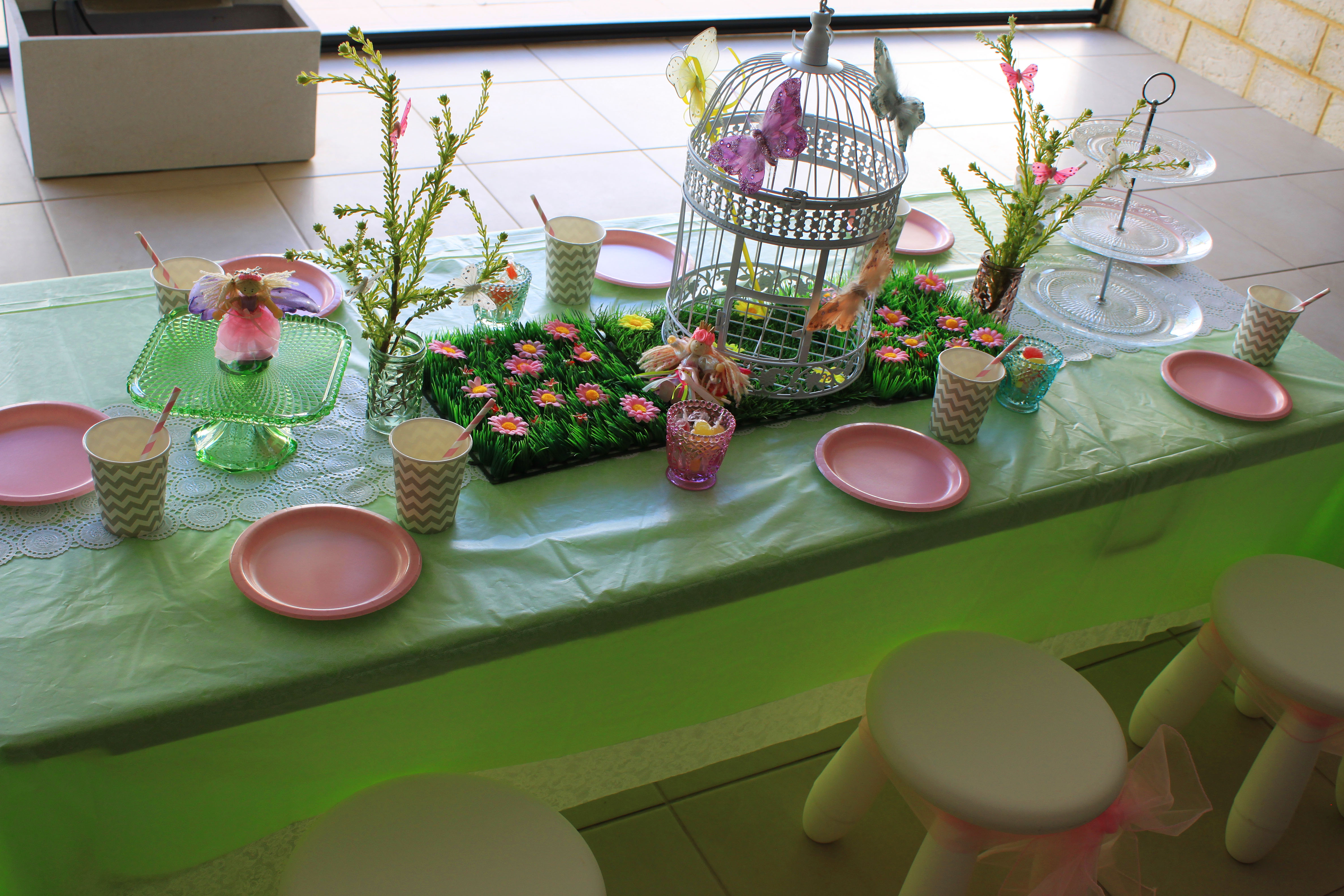 Fairy Garden Party Little Stars Party Company